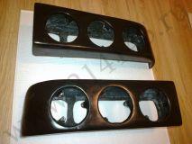 Задние фонари под Альтернативную оптику (новые, комплект)