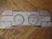 Накладка на приборную панель (новая, белая), RAR 200